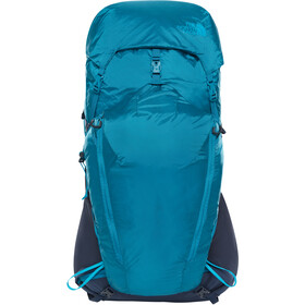 The North Face Banchee 50 Backpack Dam urban navy/crystal teal